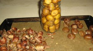 Chestnuts in a Jar